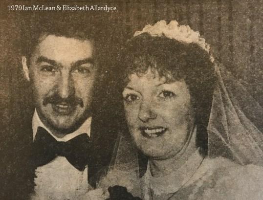 1979 Ian McLean & Elizabeth Allardyce wm