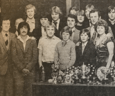 1979 Sports Presentation Miners Welfare (Aug)