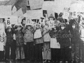 1979 Springwells Protests