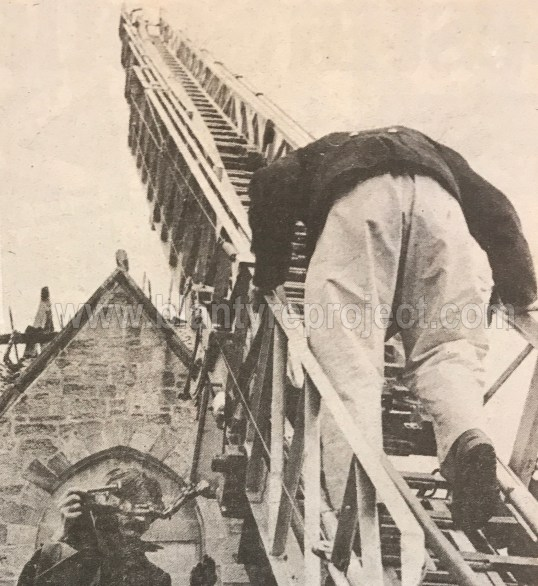 1979 St Andrews Church fire 5