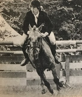 1979 Horse Derby at Bardykes
