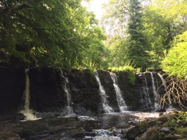 2018 Crossbasket Falls by AR July