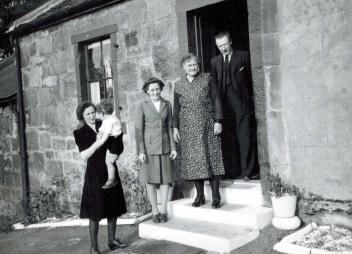 1944 May MacFarlane and Margaret Downie Patrick Lawrence