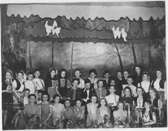1949 Livingtone Junior Choir