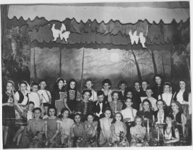 1949 Livingstone Choir