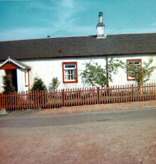 1969 Former Calderside Cottage