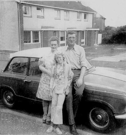 1973 mary george christine