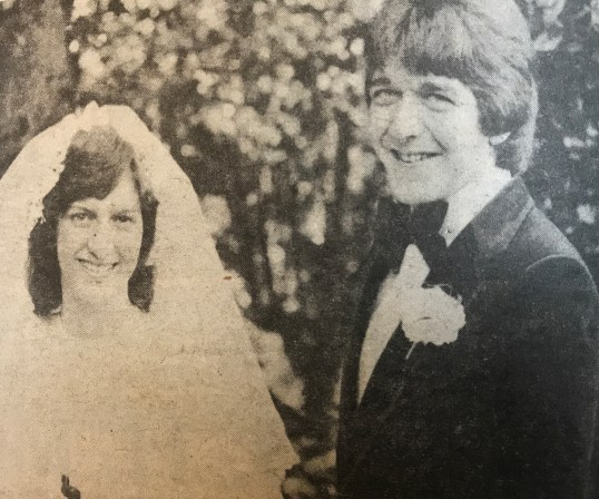 1979 Diana Pithie & Edward O Donnell