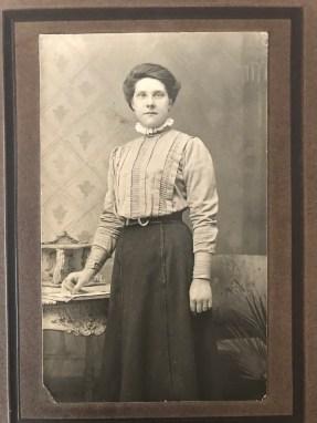 1913 Maggie Loudon, nee Leitch m13/08/13