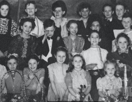1949 Livingstone Choir Performers