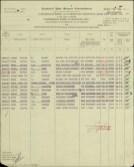 1918 Headstone Inscriptions