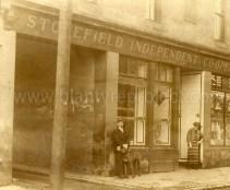 1920 Co-op Fleshing Dept Glasgow Rd