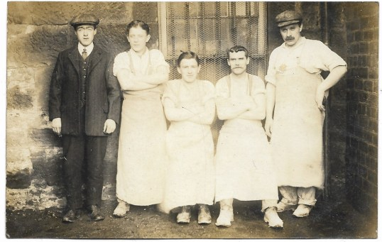 1920s Co-op workers
