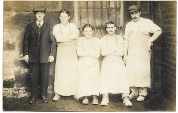 1920s Co-op Bakery workers(?)