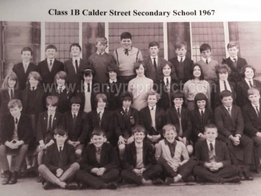 1967 Class 1B Calder Street wm