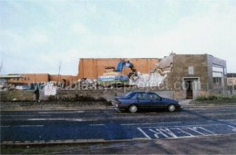 1997 Post office demolition