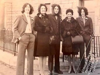 1972 McGuiness - Cunningham Wedding