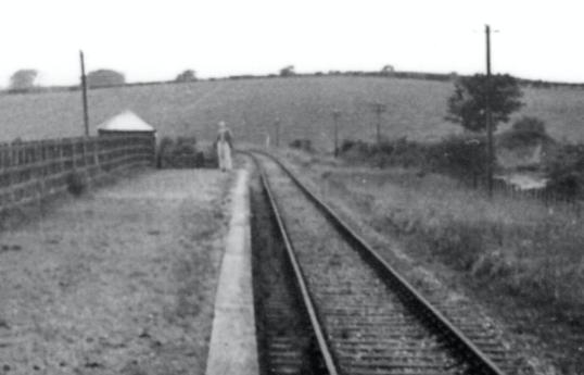 1920s Calderwoodglen Halt person