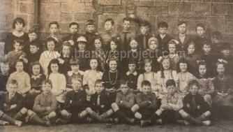 1925 or 26 Auchinraith Primary School