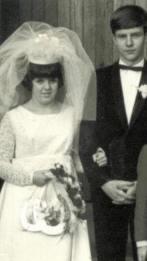 1967 Mary Buchanan and Pat McGaulley St Josephs