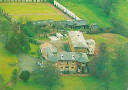 1983 Craighead House Aerial by Christine Wallace