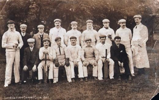 Loveclough Cricket Club 1907 JD-L