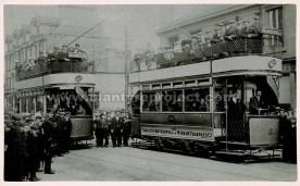 1903 Blantyre Tram at Motherwell