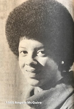 1980 Angela McGuire