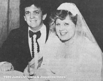 1980 James McCann & Jacqueline Innes