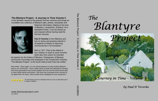 Blantyre Project – A Journey in Time Vol 3