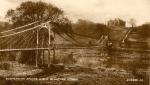 1931 Suspension Bridge