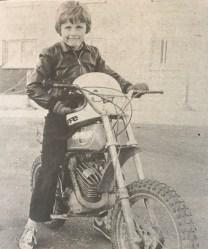 1980 James Mitchell age 6