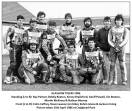 1986 Tigers at Blantyre Speedway