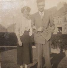 1953 Lynchs at Auchinraith Road