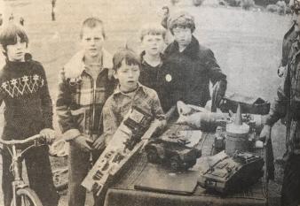 1980 Gala Kids