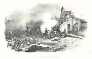 1679 Battle of Bothwell Bridge