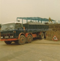 1979 Clydeview being built