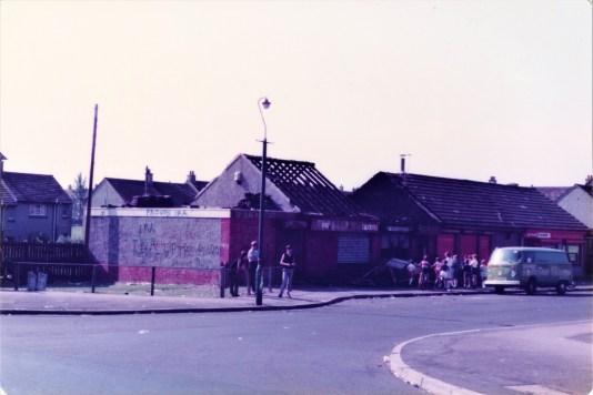 1980 coatshill shops fire