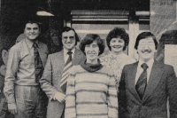 1978 Glen Travel Staff