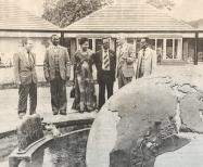 1980 African Visit to DLC