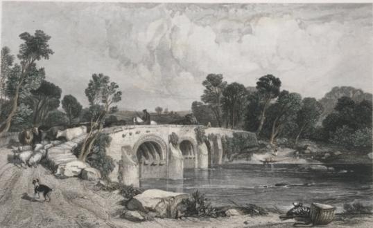 1840s Bothwell Bridge