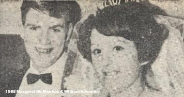 1968 Margaret McMachan & William Edwards