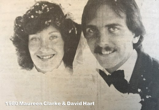 1980 Maureen Clarke & David Hart wm