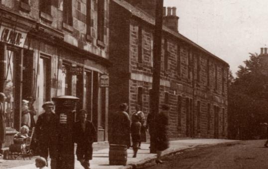 1920s Kirkland Place