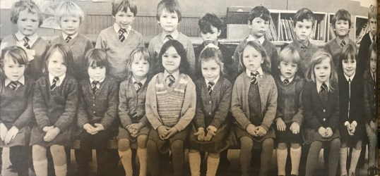 1980 Auchinraith Primary 1a