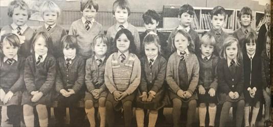 1980 Auchinraith Primary 1