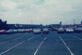 1982 Asda Carpark