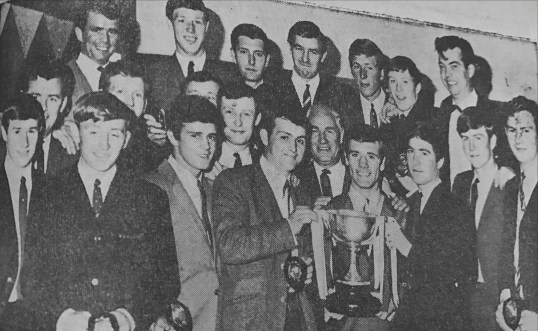 1967 Blantyre Thistle at Parkville