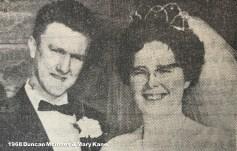 1968 Duncan McInnes & Mary Kane