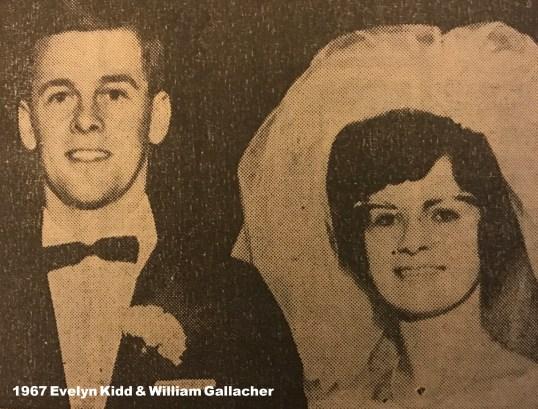 1967 Evelyn Kidd & William Gallacher